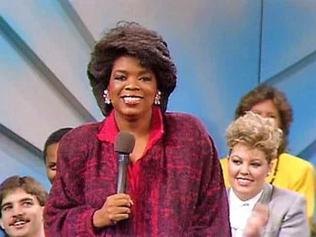 Oprah Winfrey is listed (or ranked) 1 on the list 35 Celebrities Who Became Famous After 30