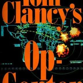 Tom Clancy's Op-Center is listed (or ranked) 18 on the list The Best Tom Clancy Books of All Time