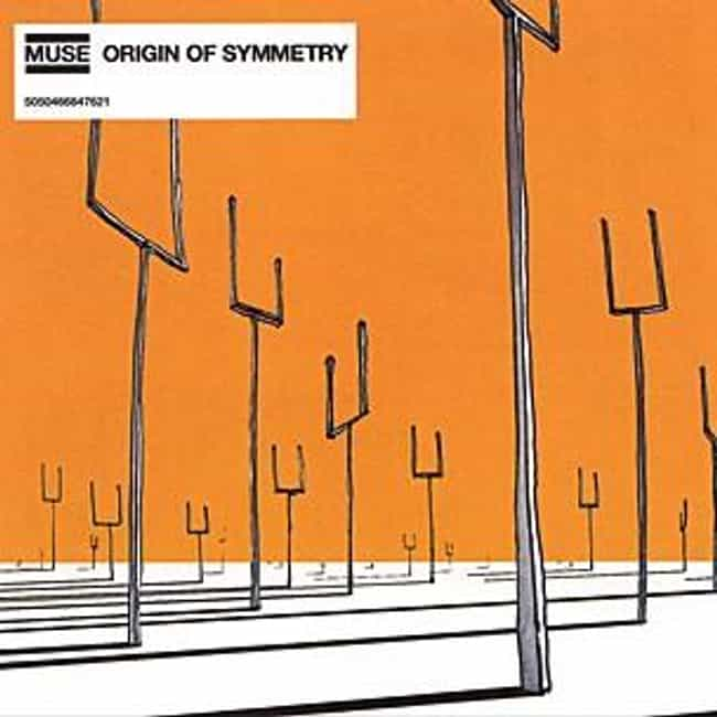 Origin of Symmetry is listed (or ranked) 2 on the list The Best Muse Albums of All Time