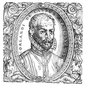 Orlande de Lassus is listed (or ranked) 11 on the list The Best Renaissance Bands/Artists