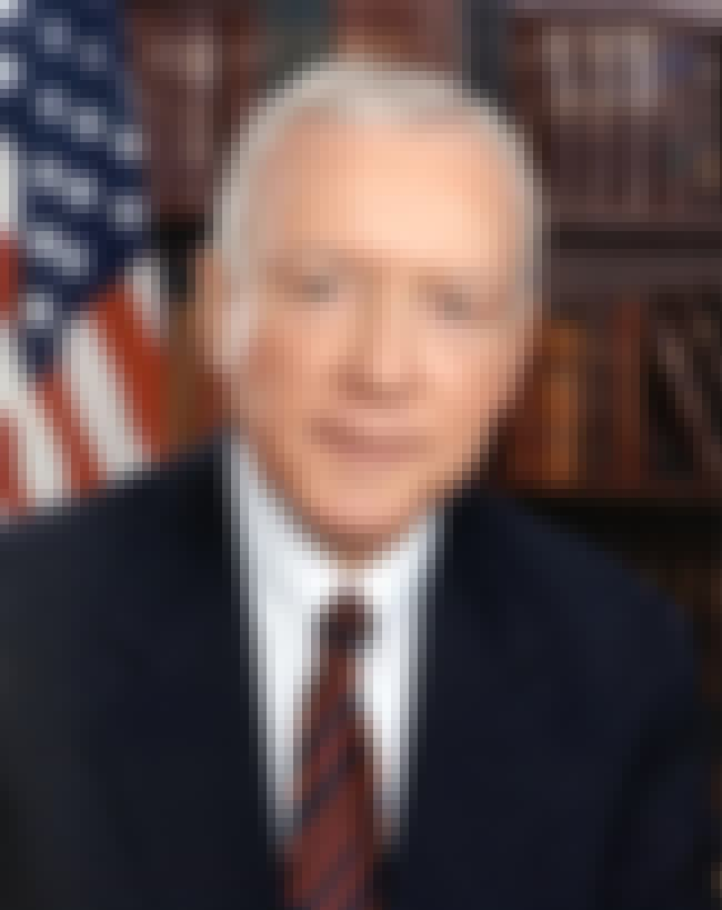 Orrin Hatch is listed (or ranked) 1 on the list Famous University Of Pittsburgh School Of Law Alumni