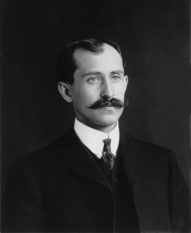 Orville Wright is listed (or ranked) 1 on the list Famous Male Aircraft Designers