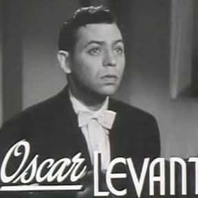 Oscar Levant is listed (or ranked) 18 on the list Famous People Named Oscar