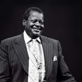 Oscar Peterson is listed (or ranked) 11 on the list Famous People Named Oscar