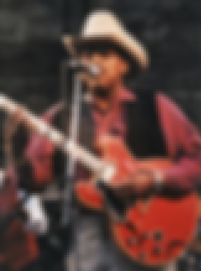 Otis Rush is listed (or ranked) 3 on the list Famous Guitarists from Philadelphia