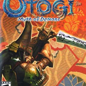 Otogi: Myth of Demons is listed (or ranked) 20 on the list The Best Samurai Games, Ranked