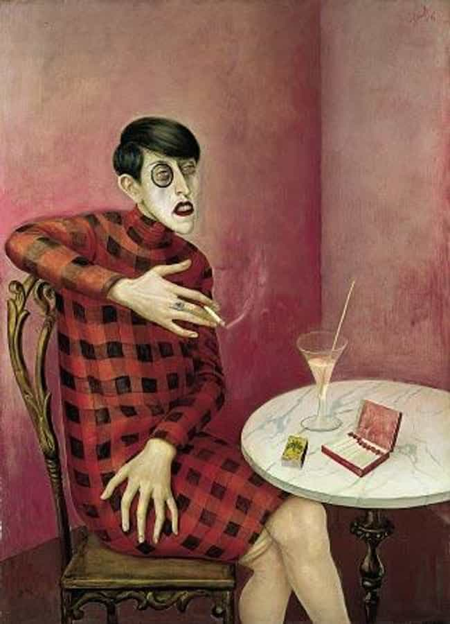 Otto Dix is listed (or ranked) 1 on the list Famous New Objectivity Artists