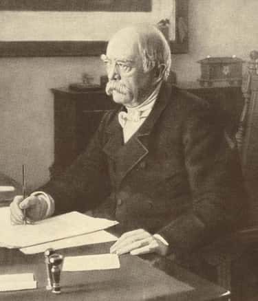Otto von Bismarck is listed (or ranked) 1 on the list Members of the Bismarck Family