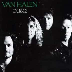 OU812 is listed (or ranked) 18 on the list My Top 50 Albums Of The 80's (At The Time)