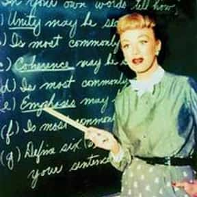 Our Miss Brooks is listed (or ranked) 15 on the list The Best Sitcoms from the 1950s