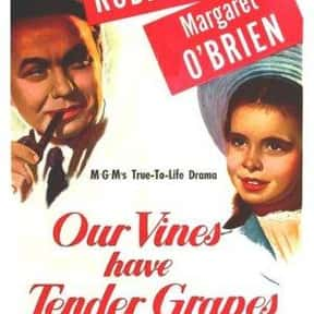 Our Vines Have Tender Grapes is listed (or ranked) 14 on the list The Best Wisconsin Movies