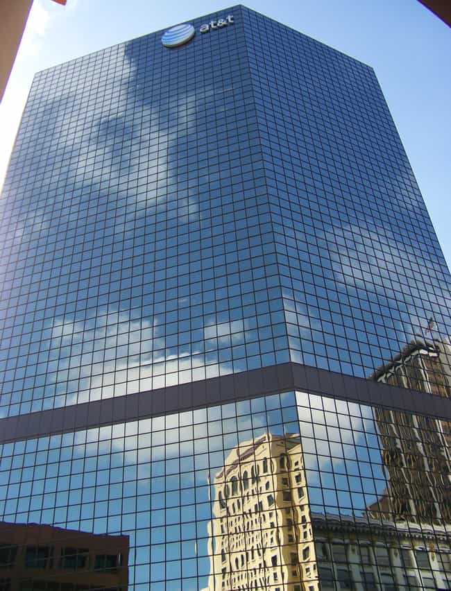 AT&T Building is listed (or ranked) 1 on the list List of Famous San Diego Buildings & Structures