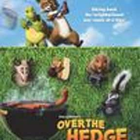 Over the Hedge is listed (or ranked) 3 on the list The Best Thomas Haden Church Movies