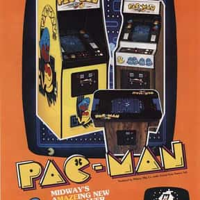 Pac-Man is listed (or ranked) 5 on the list The Best Classic Nintendo Arcade Games