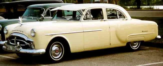 Packard 200 is listed (or ranked) 2 on the list Full List of Packard Models