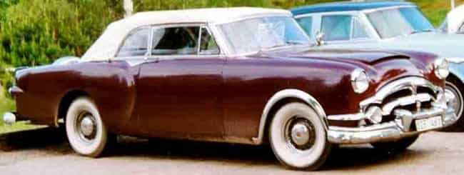 Packard Caribbean is listed (or ranked) 3 on the list Full List of Packard Models