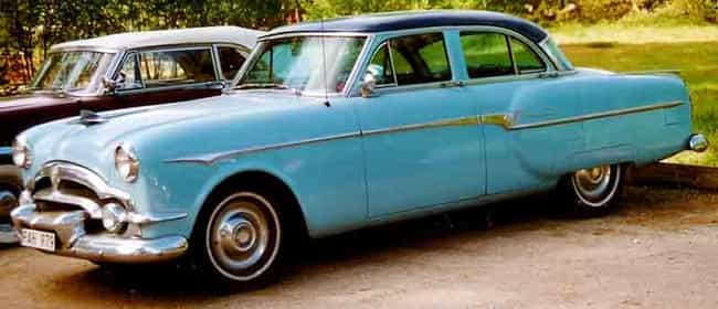 Packard Clipper is listed (or ranked) 4 on the list Full List of Packard Models