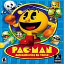 Pac-Man: Adventures in Time is listed (or ranked) 41 on the list The Best Maze Games of All Time