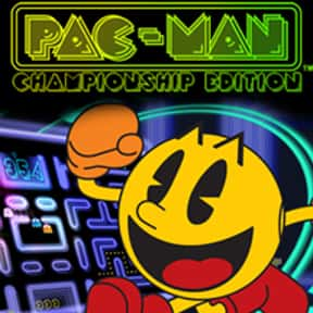 Pac-Man Championship Edition is listed (or ranked) 3 on the list The Best Xbox 360 Arcade Games