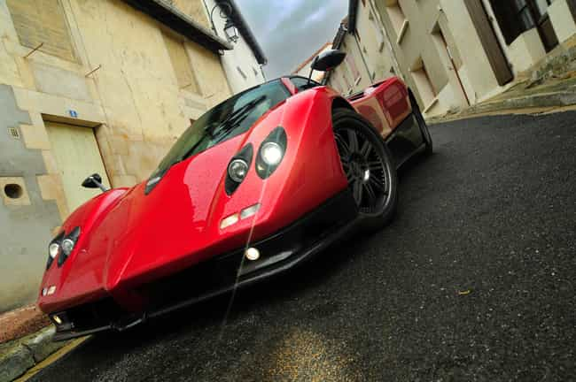 Pagani Zonda is listed (or ranked) 4 on the list Dream Cars You Wish You Could Afford Today