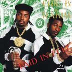 Paid in Full is listed (or ranked) 21 on the list The Best Hip Hop Albums of All Time