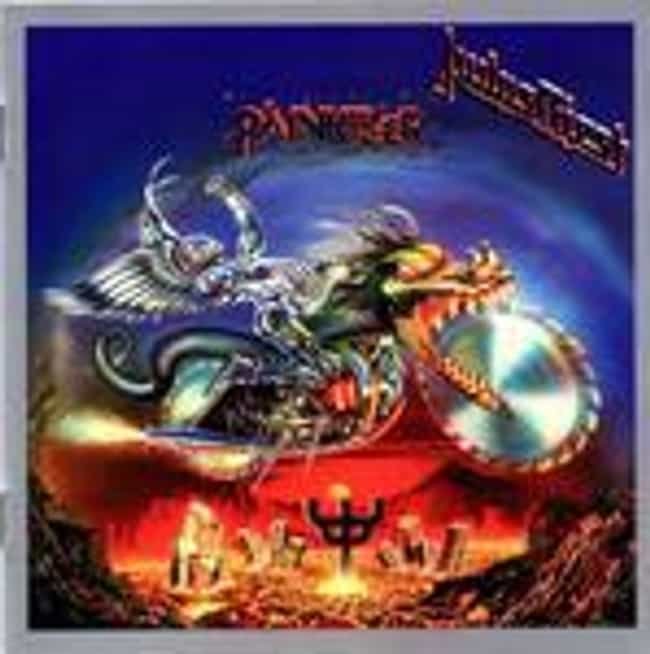 Painkiller is listed (or ranked) 4 on the list The Best Judas Priest Albums of All Time