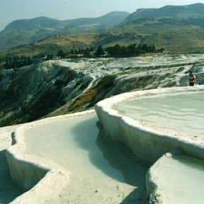 Pamukkale is listed (or ranked) 6 on the list The Most Beautiful Natural Wonders In The World
