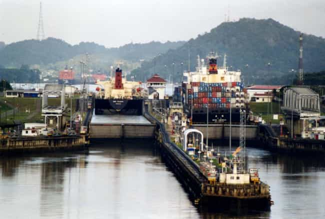 Panama Canal is listed (or ranked) 2 on the list The Most Amazing Things the Army Corps of Engineers Has Done