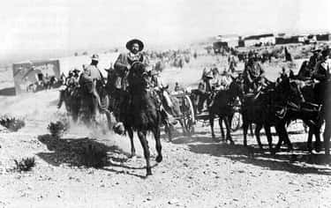 Pancho Villa is listed (or ranked) 1 on the list List of Famous Outlaws