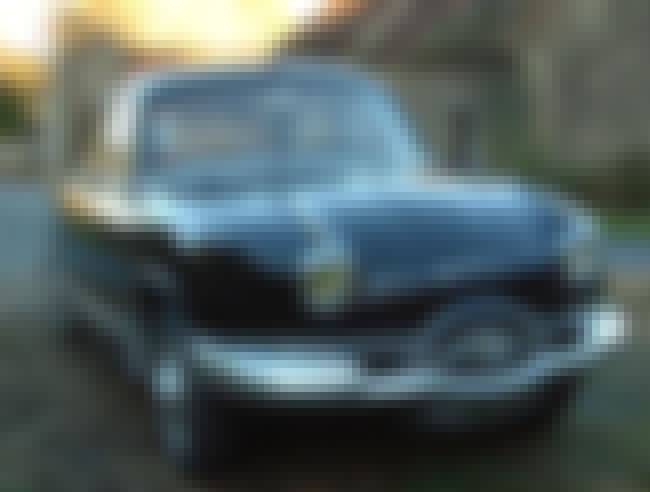Panhard Dyna Z is listed (or ranked) 2 on the list Full List of Panhard Models
