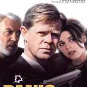 Panic is listed (or ranked) 10 on the list The Best Donald Sutherland Movies
