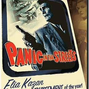 Panic in the Streets is listed (or ranked) 21 on the list The Best '50s Thriller Movies
