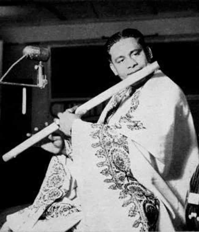 Pannalal Ghosh is listed (or ranked) 5 on the list Famous Bands from Bangladesh