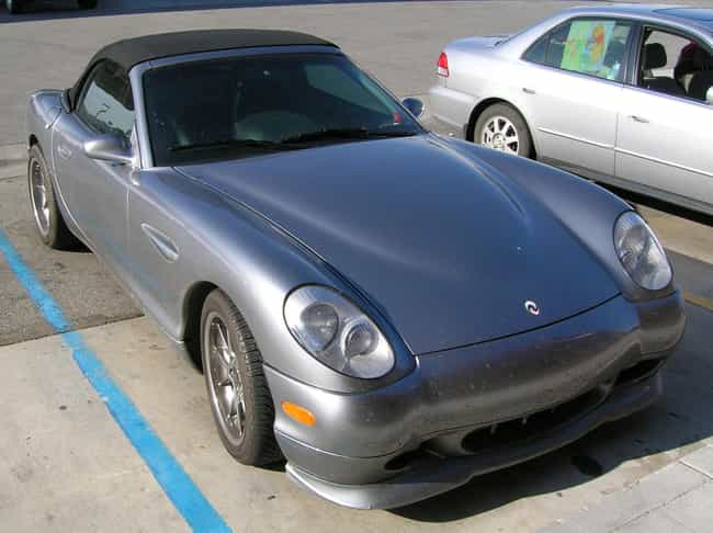 Panoz Esperante is listed (or ranked) 1 on the list Full List of Panoz Models