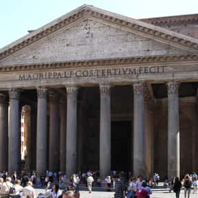 Pantheon is listed (or ranked) 8 on the list Historical Landmarks to See Before You Die