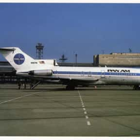 Pan American World Airways is listed (or ranked) 13 on the list List of Failed Businesses and Unsuccessful Companies