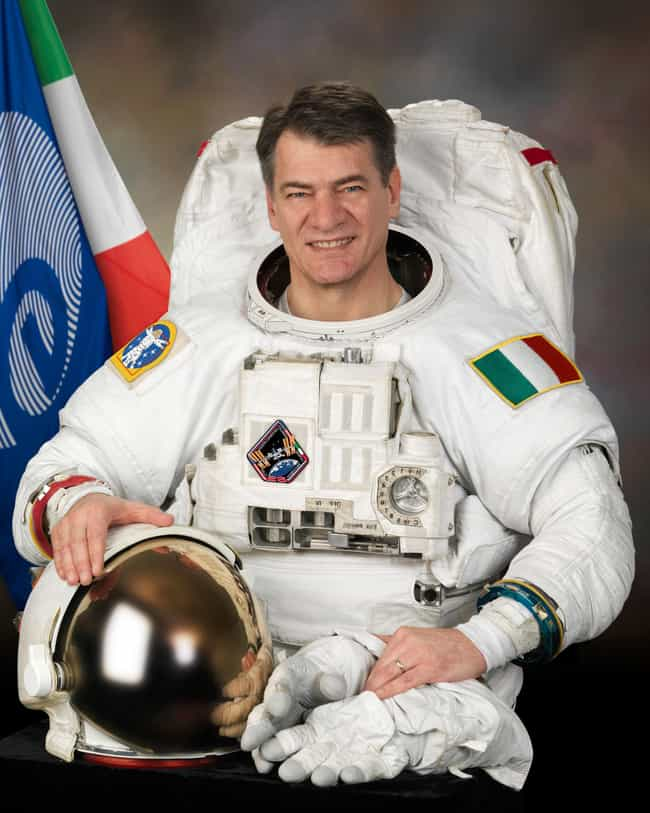 Paolo A. Nespoli is listed (or ranked) 4 on the list Famous Astronauts from Italy