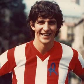 Paolo Rossi is listed (or ranked) 2 on the list Famous People Named Paolo