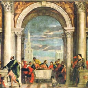 Paolo Veronese is listed (or ranked) 18 on the list Famous People Named Paolo