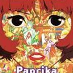 Paprika is listed (or ranked) 16 on the list The Greatest Animated Sci Fi Movies