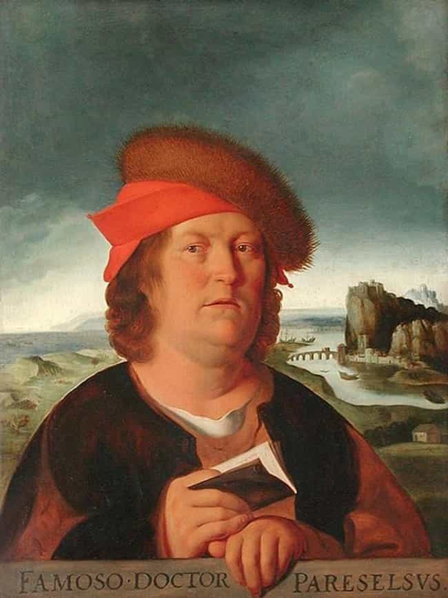 Paracelsus is listed (or ranked) 2 on the list Famous University Of Ferrara Alumni