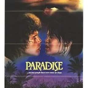Paradise is listed (or ranked) 20 on the list Great Movies Set on the Beach