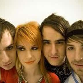 Paramore is listed (or ranked) 6 on the list The Best Bands Like My Chemical Romance