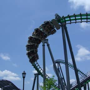 Carowinds is listed (or ranked) 4 on the list The Best Theme Parks For Roller Coaster Junkies