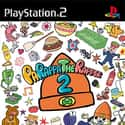 PaRappa the Rapper 2 is listed (or ranked) 13 on the list List of All Rhythm Games