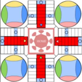 Parcheesi is listed (or ranked) 19 on the list The Best Classic Board Games