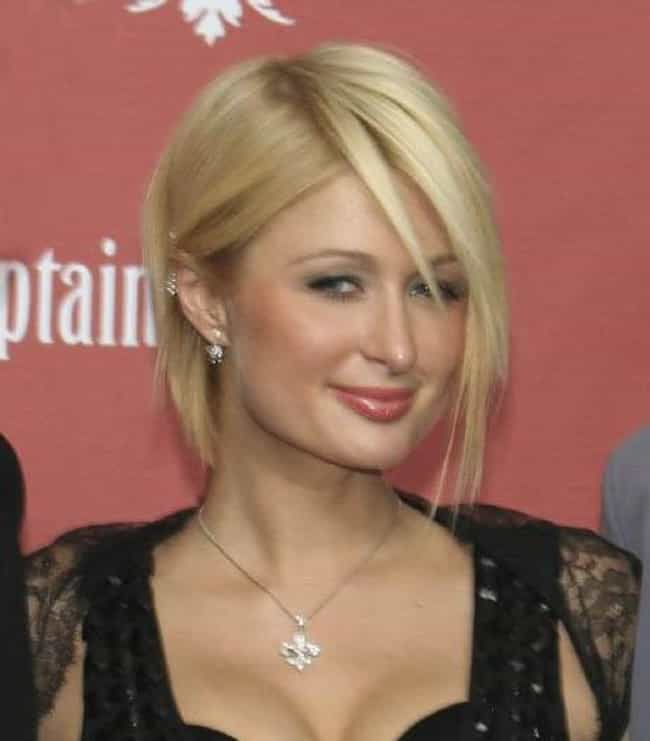 Paris Hilton is listed (or ranked) 2 on the list Celebrities Who Own Bitcoin