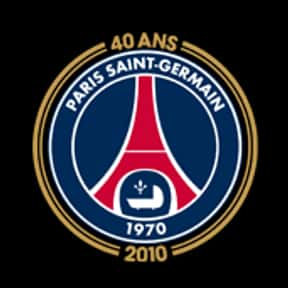 Paris Saint-Germain F.C. is listed (or ranked) 8 on the list The Best Current Soccer (Football) Teams