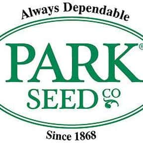 Park Seed Company is listed (or ranked) 12 on the list Companies Headquartered in South Carolina