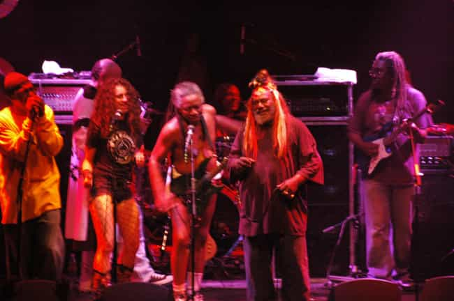 Parliament-Funkadelic is listed (or ranked) 2 on the list The Best P-Funk Bands/Artists